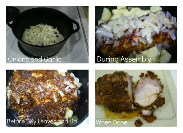 Spicy Pork Roast Pictures