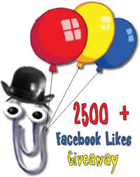 facebook 2500 fans and likes badge for its-annoying